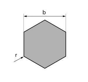 Sexkantsstång