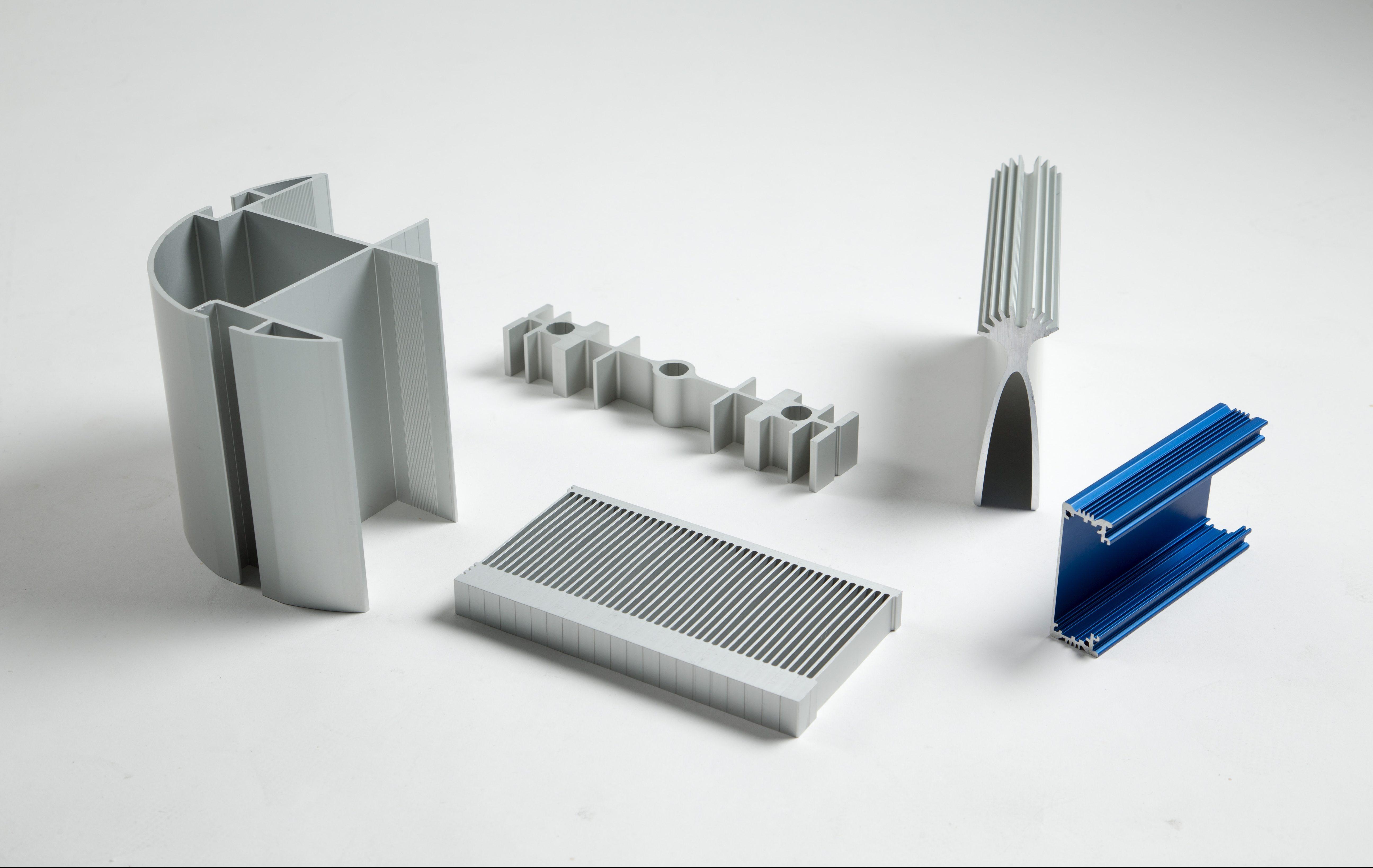anodiserade aluminiumprofiler