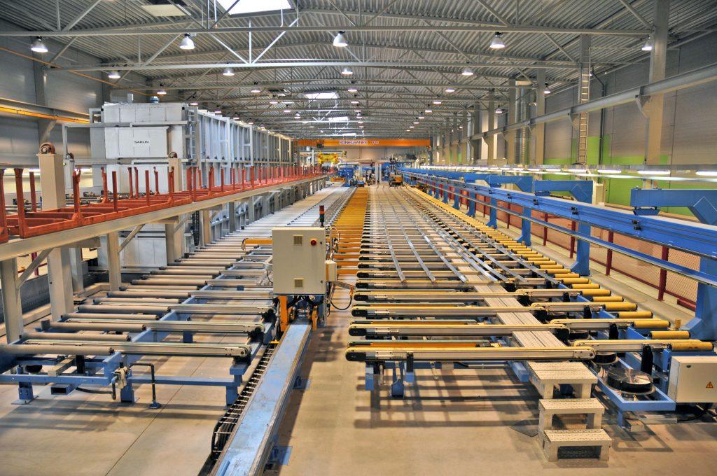 tillverkning av aluminiumprofil
