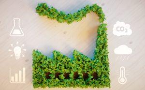 Miljö är en väsentlig del av vår strategi