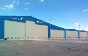 Lagertjänsten för aluminiumprofiler innebär konkurrensfördelar