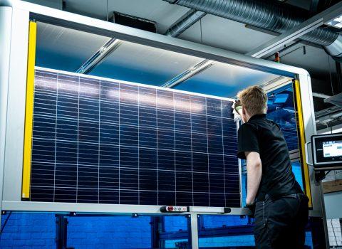 Mäkelä Alus svarar mot Solar Finlands värderingar